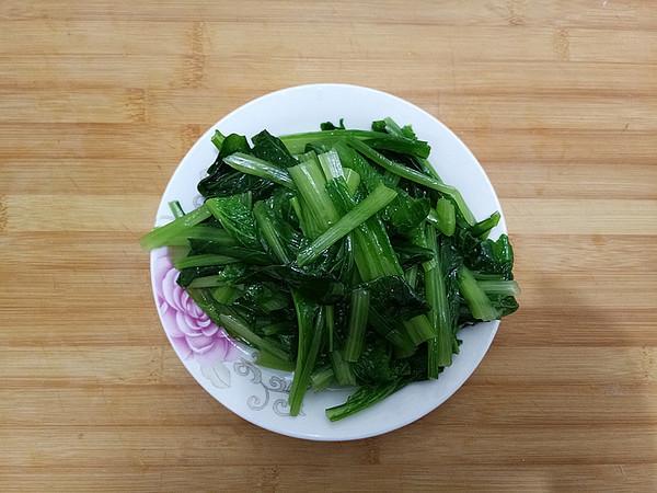 小白菜粉丝丸子怎么吃