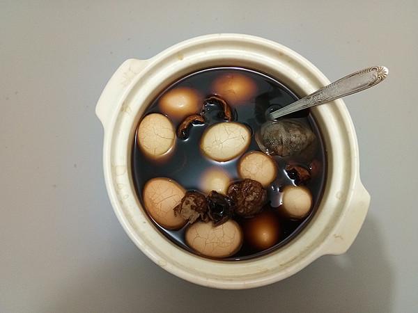 核桃壳煮鸡蛋怎么炒