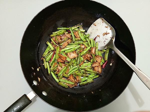 小炒四季豆的做法大全