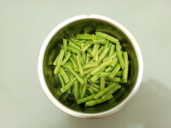 小炒四季豆的简单做法