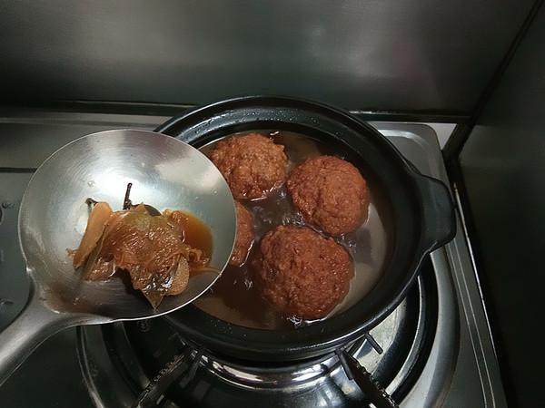 四喜丸子怎样煮
