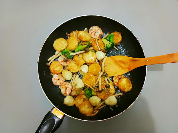 三鲜日本豆腐怎样煮