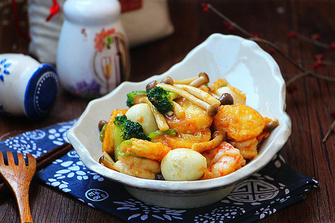 三鲜日本豆腐怎样炖
