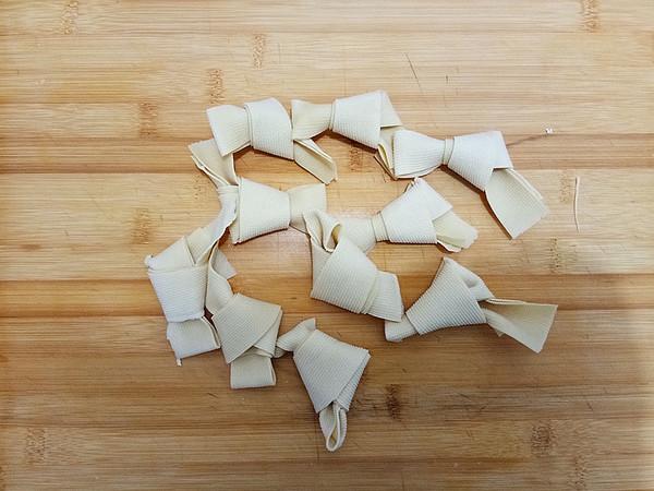 卤豆腐&卤豆结怎么吃