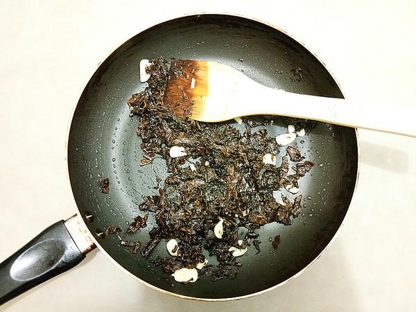梅干菜蒸肉饼的步骤