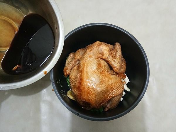 电饭煲焗鸡怎么炒