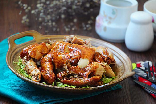 电饭煲焗鸡怎样煸