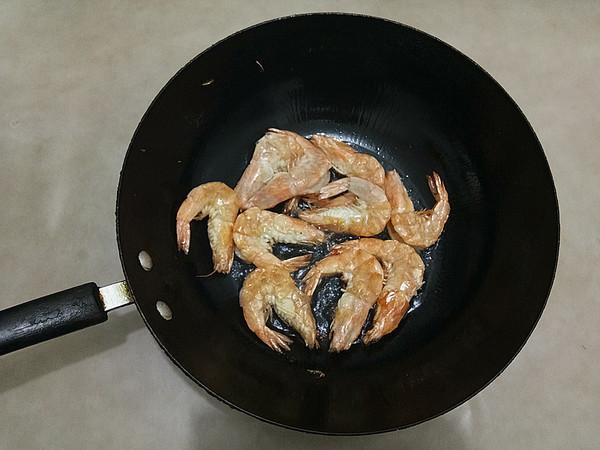 茄汁大虾的家常做法