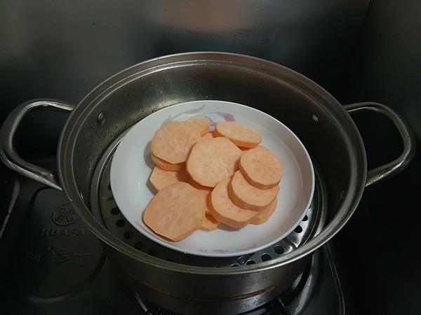 炸红薯麻团的做法图解
