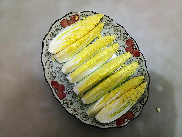 金钩白菜的家常做法
