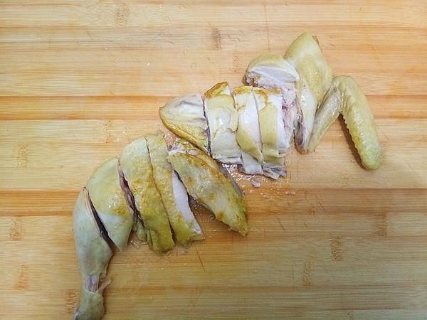罗汉笋蒸鸡怎样做