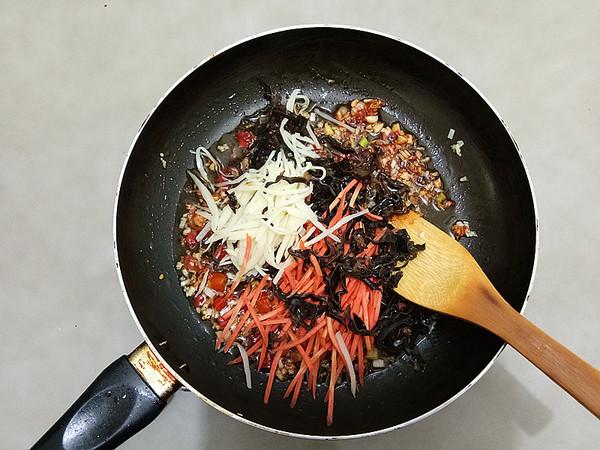 鱼香鸡丝怎么煮
