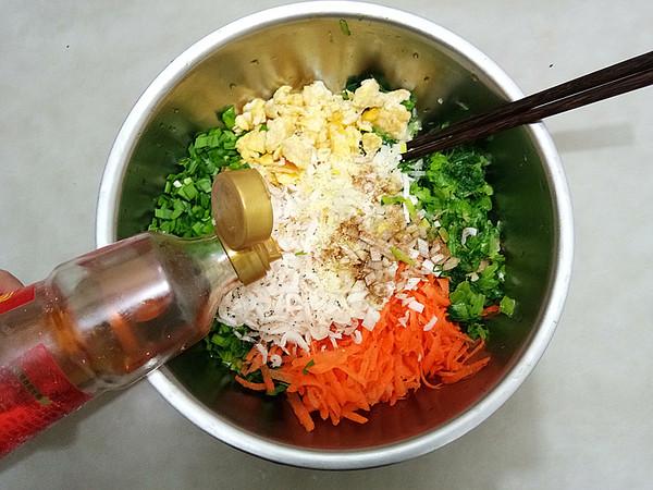 小白菜菜团子怎么煮