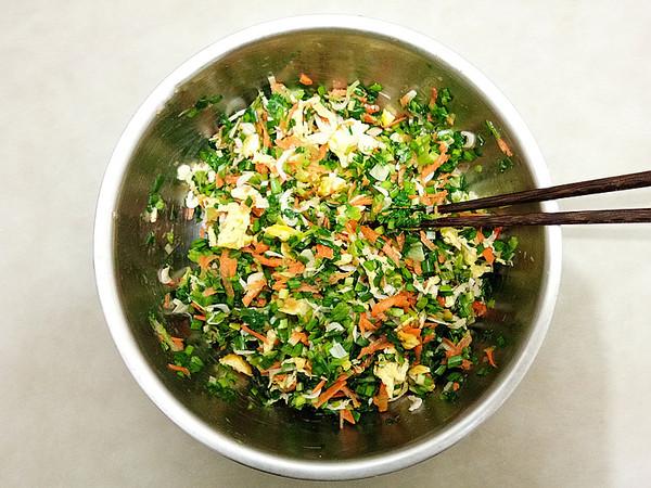 小白菜菜团子怎么炖