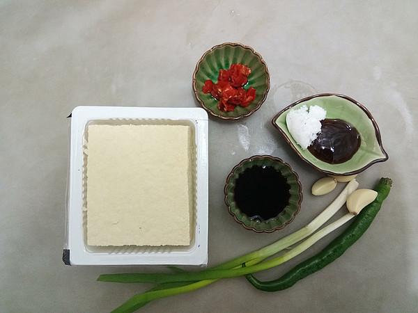 浇汁煎焖豆腐的做法大全