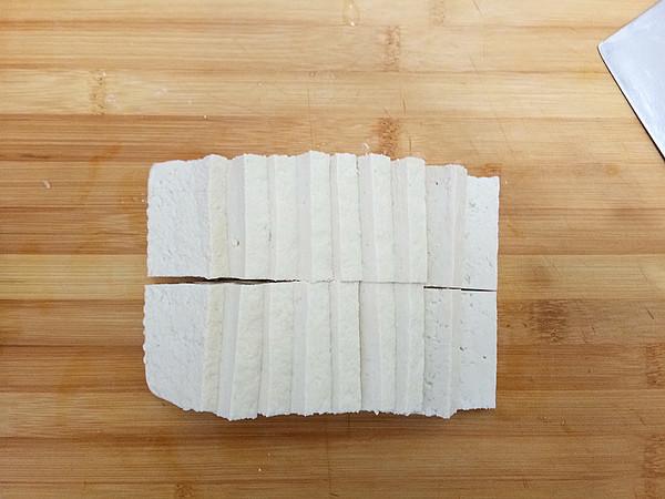 浇汁煎焖豆腐的简单做法