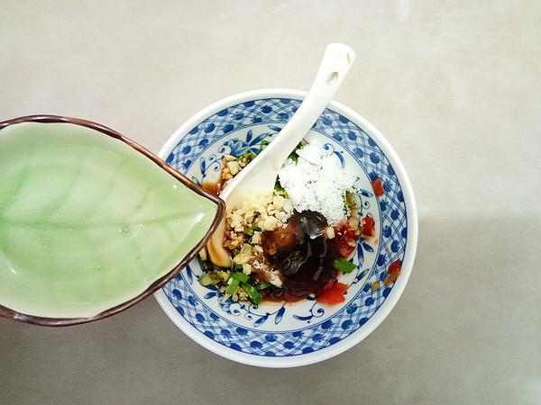 浇汁煎焖豆腐的家常做法