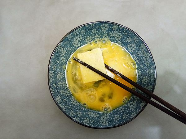浇汁煎焖豆腐怎么做