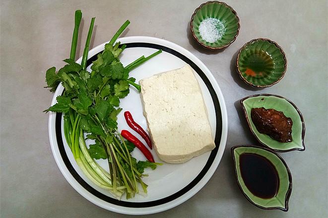 黄豆酱拌豆腐的做法大全