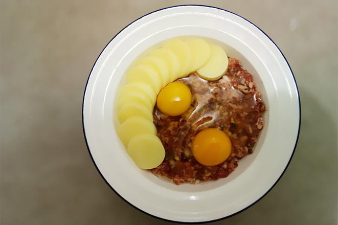 肉末豆腐蒸鸡蛋怎么吃