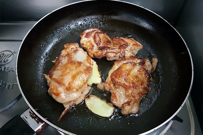照烧鸡腿排怎么吃