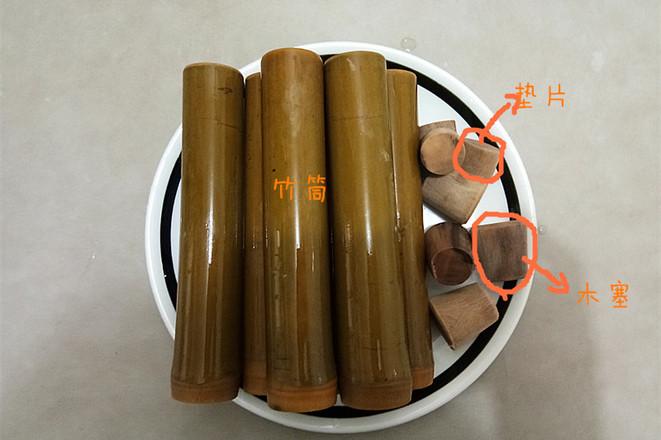 竹筒粽子怎么吃