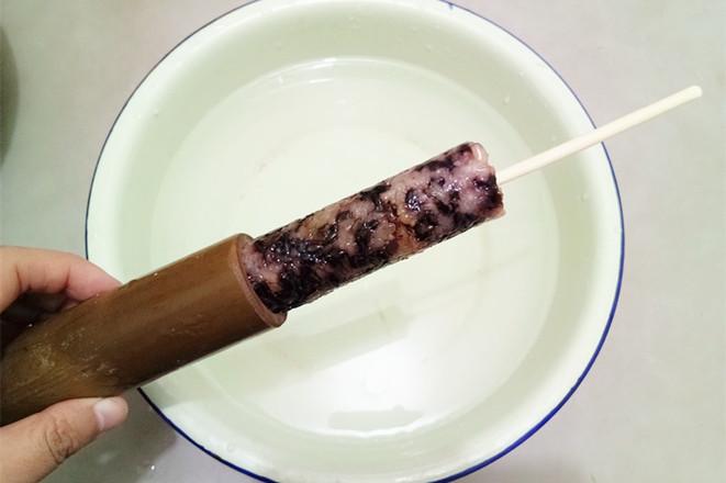 竹筒粽子怎样炒