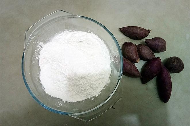 紫薯水晶糕的做法大全