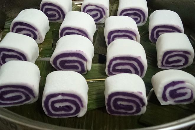 紫薯水晶糕怎么炖