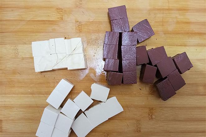 双色豆腐的做法图解