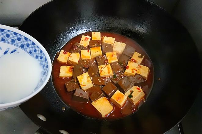 双色豆腐怎么煸