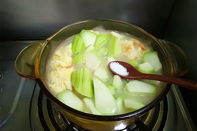 丝瓜豆腐汤怎么炖