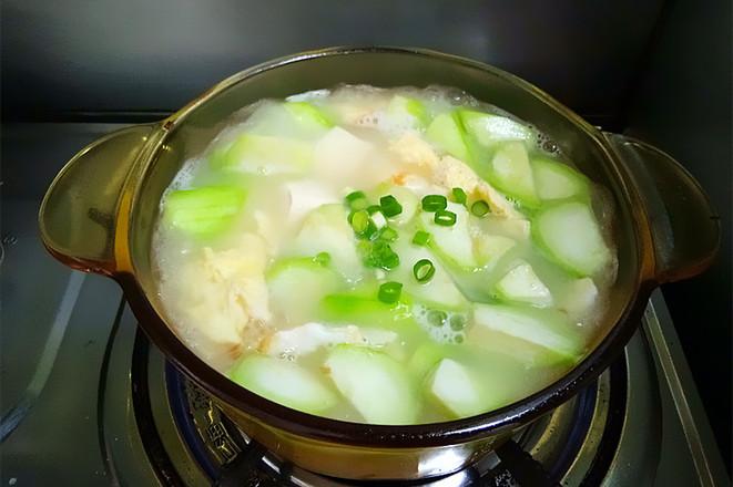 丝瓜豆腐汤怎么煸