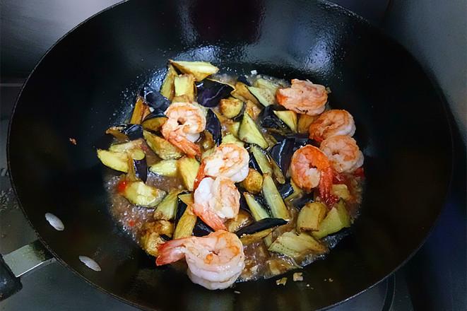 鱼香虾球茄子怎样煮