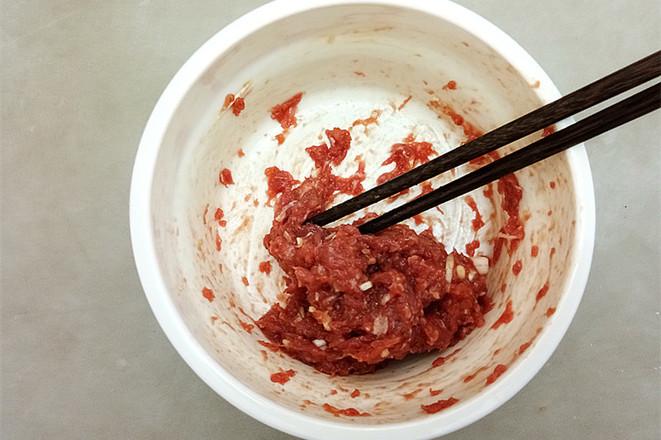 冬瓜蒸牛肉饼的家常做法