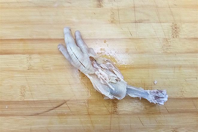 柠檬酸辣鸡爪怎么煮
