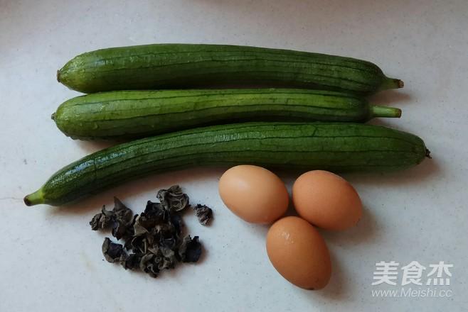 丝瓜木耳炒鸡蛋的做法大全
