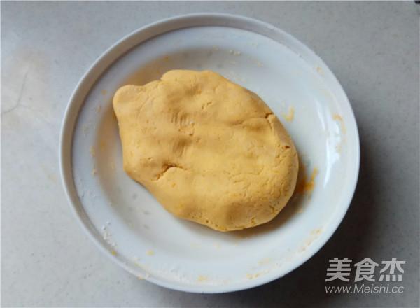 南瓜豆沙饼怎么吃