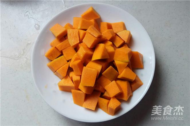 绿豆南瓜粥的家常做法