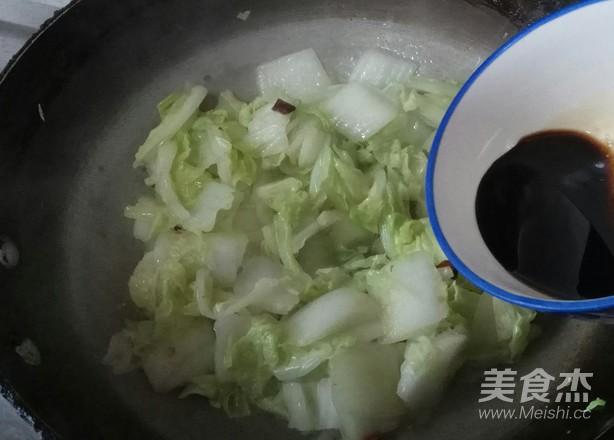 醋熘白菜怎么炒