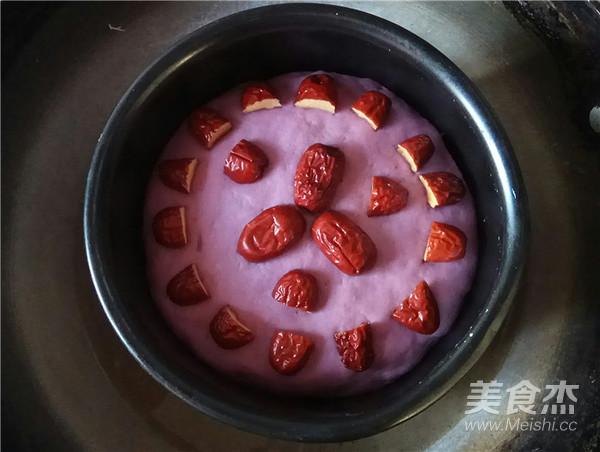 紫薯发糕怎么炒