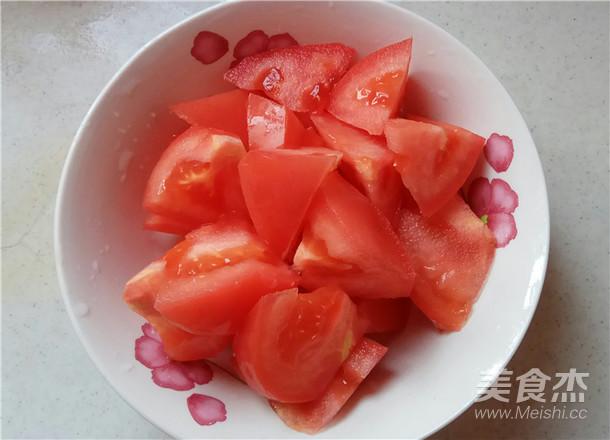 番茄炒西葫芦的做法图解