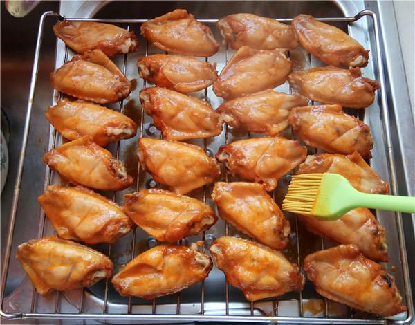 烤鸡翅怎么做