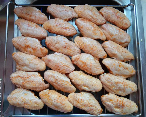 烤鸡翅的简单做法