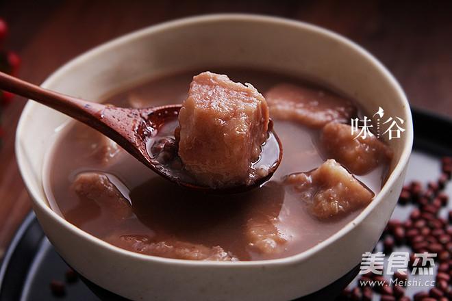 女性最爱的红豆芋头糖水怎么做