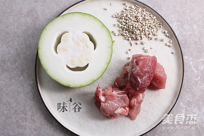 冬瓜薏米排骨汤的做法大全