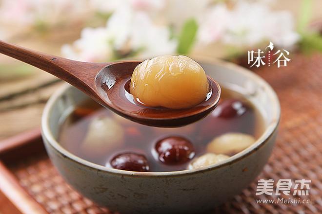 红枣桂圆枸杞红糖水怎么做