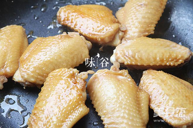 茶香鸡翅中怎么吃