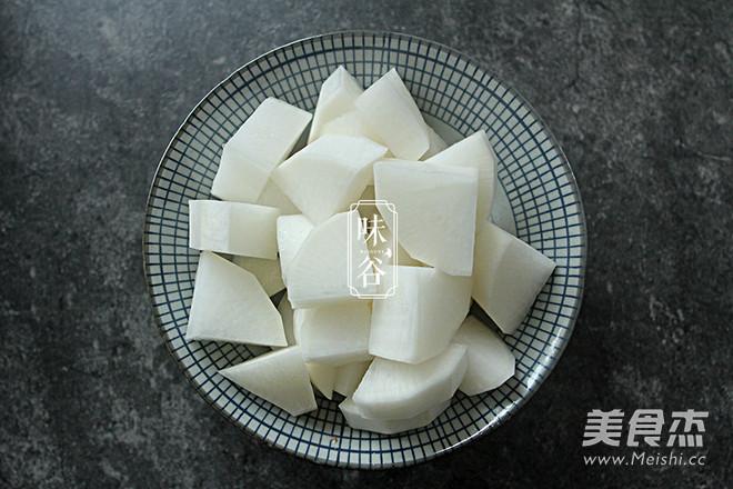 萝卜猪肺汤的简单做法