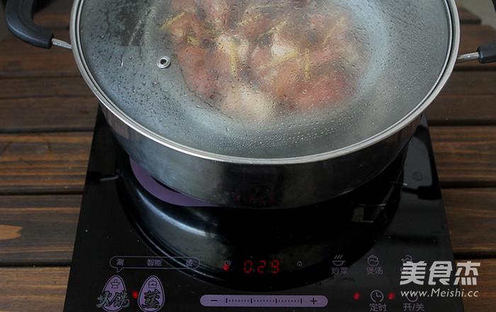 豆豉蒸排骨怎么炒